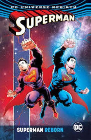 Superman Rebirth Reborn