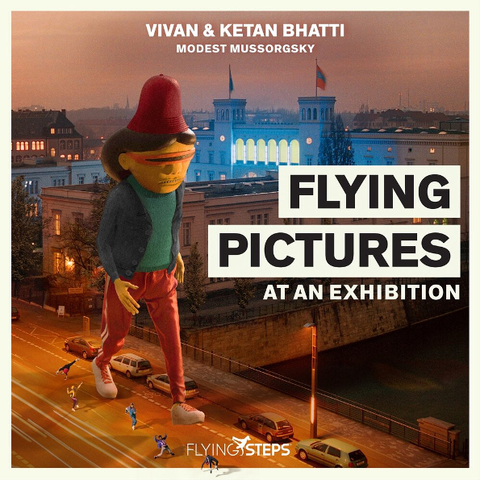 Flying Steps / Flying Pictures At An Exhibition (2LP)