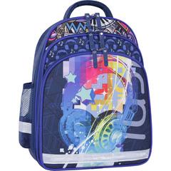 Рюкзак школьный Bagland Mouse 225 синий 614 (0051370)