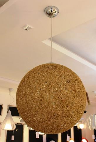 replica  Random pendant lamp (beige) D100