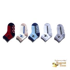 Носки мальчикам с тормозами (1-5) 180516-Р3812