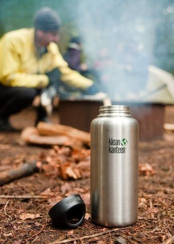 Бутылка Klean Kanteen Wide 40oz (1182 мл)