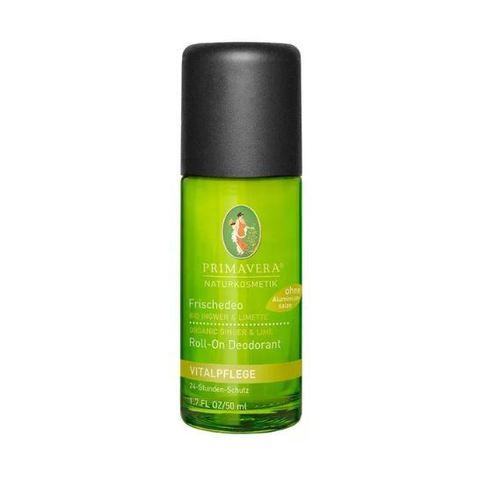 Освежающий шариковый дезодорант