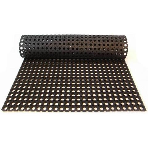Коврик напольный RH 40 x 60см х 12 мм (резина)