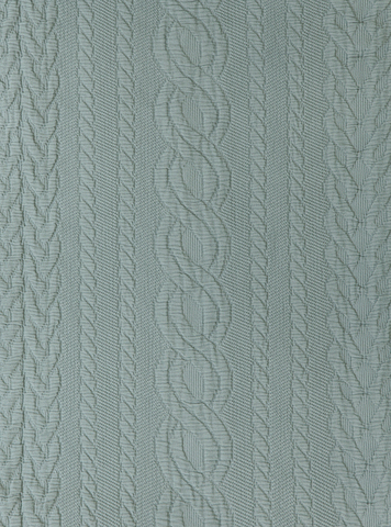 Наволочка декоративная 47х47 Luxberry Зефир зеленая