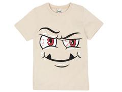 ELBK14-100-13 футболка для мальчиков, бежевая