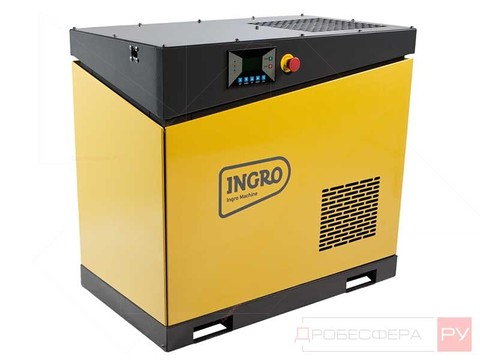 Винтовой компрессор Ingro XLM 30A 4630 л/мин 10 бар