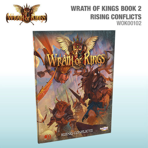 Wrath of Kings - Rising Conflicts