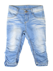 GJN005740 брюки для девочек, медиум-лайт