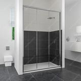 Душевая дверь RGW CL-11 100х185 04091100-11 прозрачное