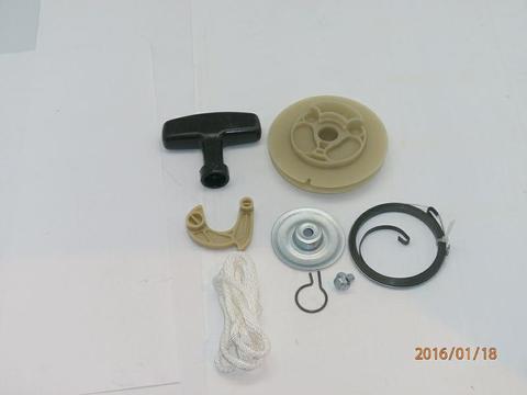 Ремкомплект UNITED PARTS для ручного стартера ET950/GG950/DPG1101 (все,кроме крышки и шнура )