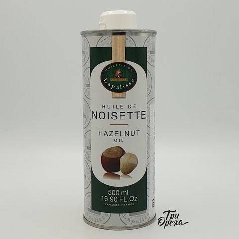 Масло лесного ореха (фундучное) рафинированное Saveurs de Lapalisse, 500 мл