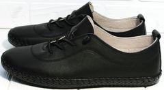 Модные женские кроссовки Evromoda 115 Black