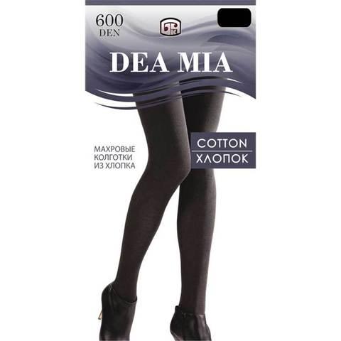 Колготки Cotton 600 Dea Mia