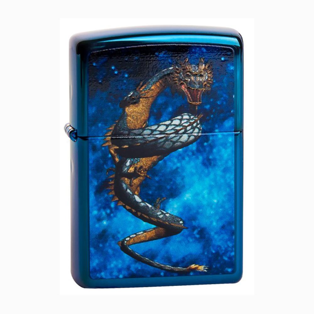 Зажигалка Zippo №20 446 Dragon in space