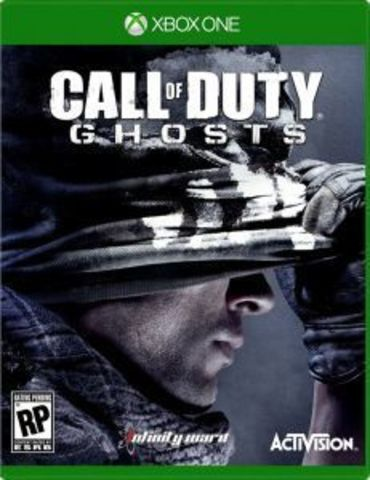Microsoft Xbox One Call of Duty: Ghosts (русская версия)