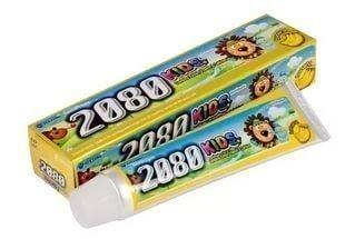 2080 Dental Clinic Зубная паста детская Банан, 80 г