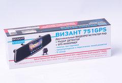 Комбо-устройство Vizant 751 GPS