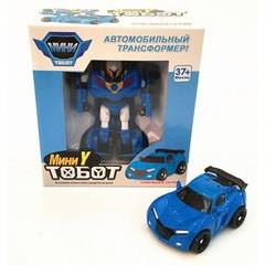 Трансформер Mini Tobot Y, 12см