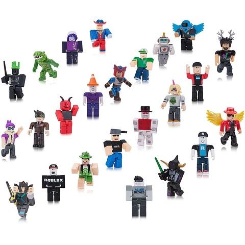 Коллекционный набор Роблокс из 24 штук. Серия 2