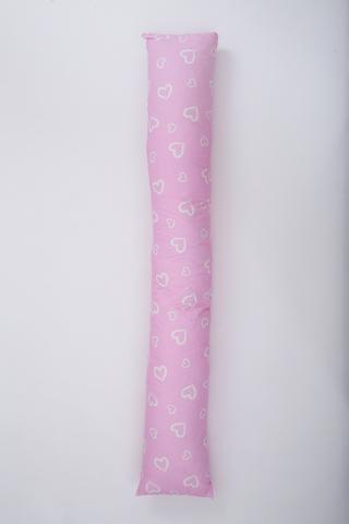 Подушка для беременных I170 (лебяжий пух) 10617 сердечки