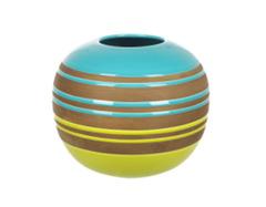 Элитная ваза декоративная Marrocos широкая от Sporvil