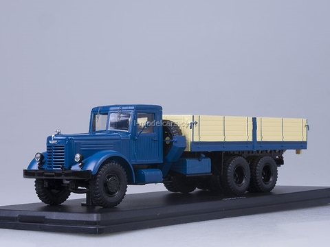 YaAZ-210 board blue Start Scale Models (SSM) 1:43
