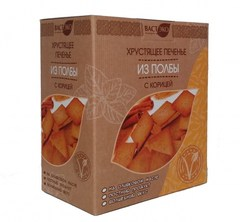 Печенье из полбы с корицей, 170 гр. (ВАСТЭКО)