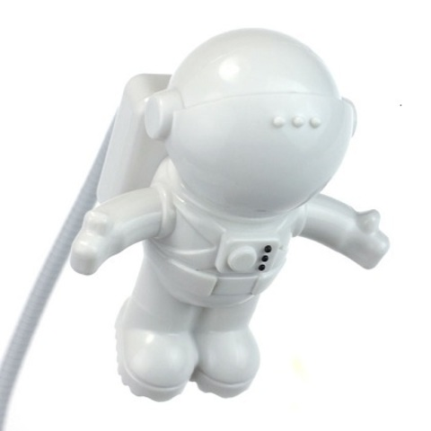 Spaceman USB LED Lamp