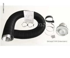 Комплект обтекателя стены kaminset для Combi CP plus 4/6 черный