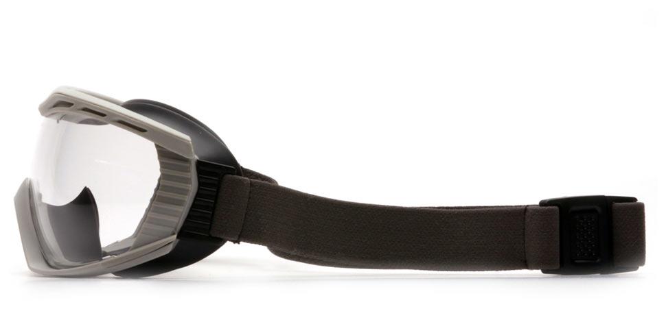 Очки баллистические тактические Pyramex Capstone G604T2 Anti-fog Diopter маска прозрачные 96%