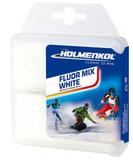 Парафин лыжный Holmenkol Fluormix White (0°С до -14°C)