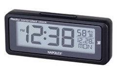 Часы с подсветкой и будильником FIZZ-940