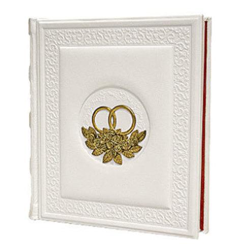 Свадебный фотоальбом «Обручальные кольца»