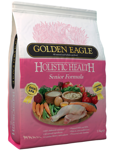 Сухой корм Golden Eagle Holistic Senior Formula 26/11
