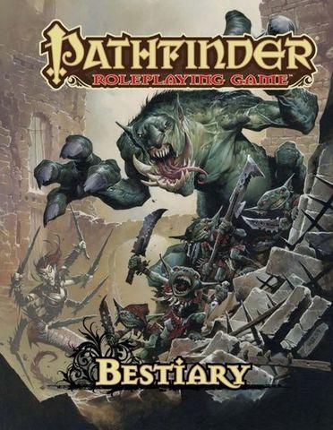 Книга правил Pathfinder: Bestiary