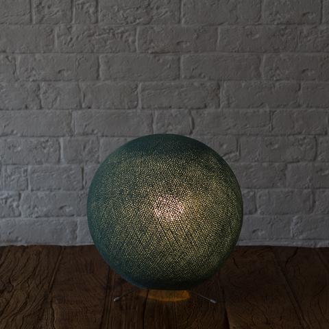 Хлопковый светильник море