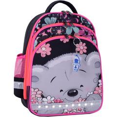 Рюкзак школьный Bagland Mouse черный 406 (0051370)