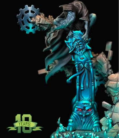 Aionus (Father of Time) 10th Anniversary Figure