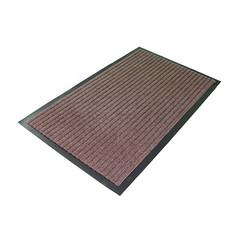 Ковер входной влаговпитывающий Т202/2 50х80 см коричневый