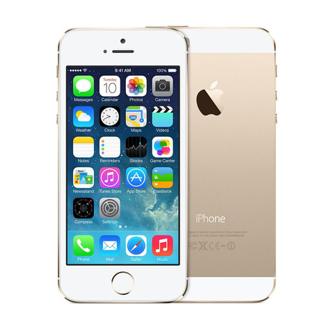 Apple iPhone 5S Gold 32GB