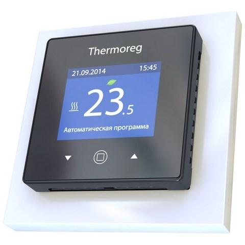 Терморегулятор для теплого пола. Thermoreg TI-970