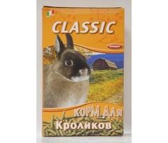 Fiory Classic корм для декоративных кроликов гранулированный