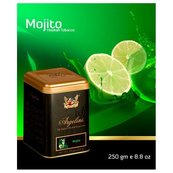 Табак для кальяна Argelini Mojito 250 гр.