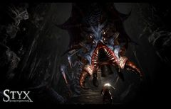Sony PS4 Styx: Shards of Darkness (английская версия)