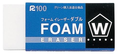 Ластик Sakura Foam W Eraser №100