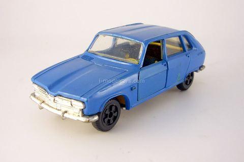 Renault 16 USSR remake 1:43