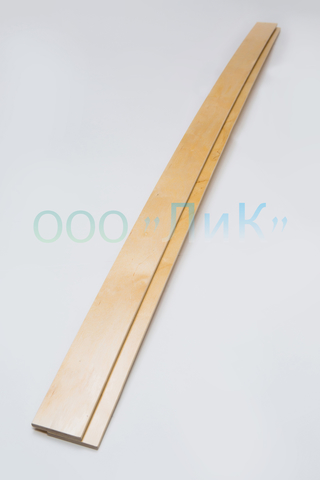 Ламель для кровати 1320-60-12 мм