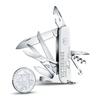 Нож Victorinox Huntsman, 91 мм, 15 функций, белый, (подар. упаковка)