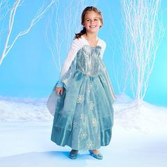 Платье Эльзы классическое